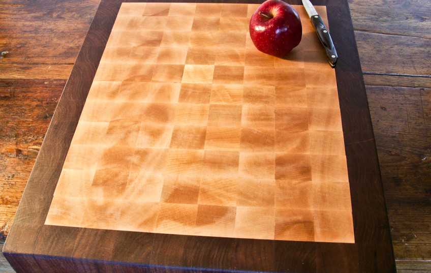 Cutting Board End Grain, Green Design Furniture ...