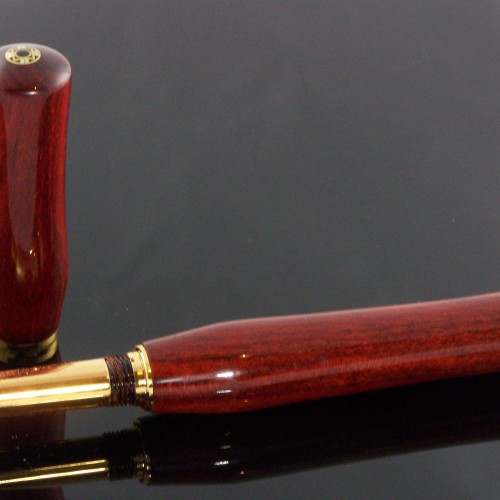 African Bloodwood Fountain Pen