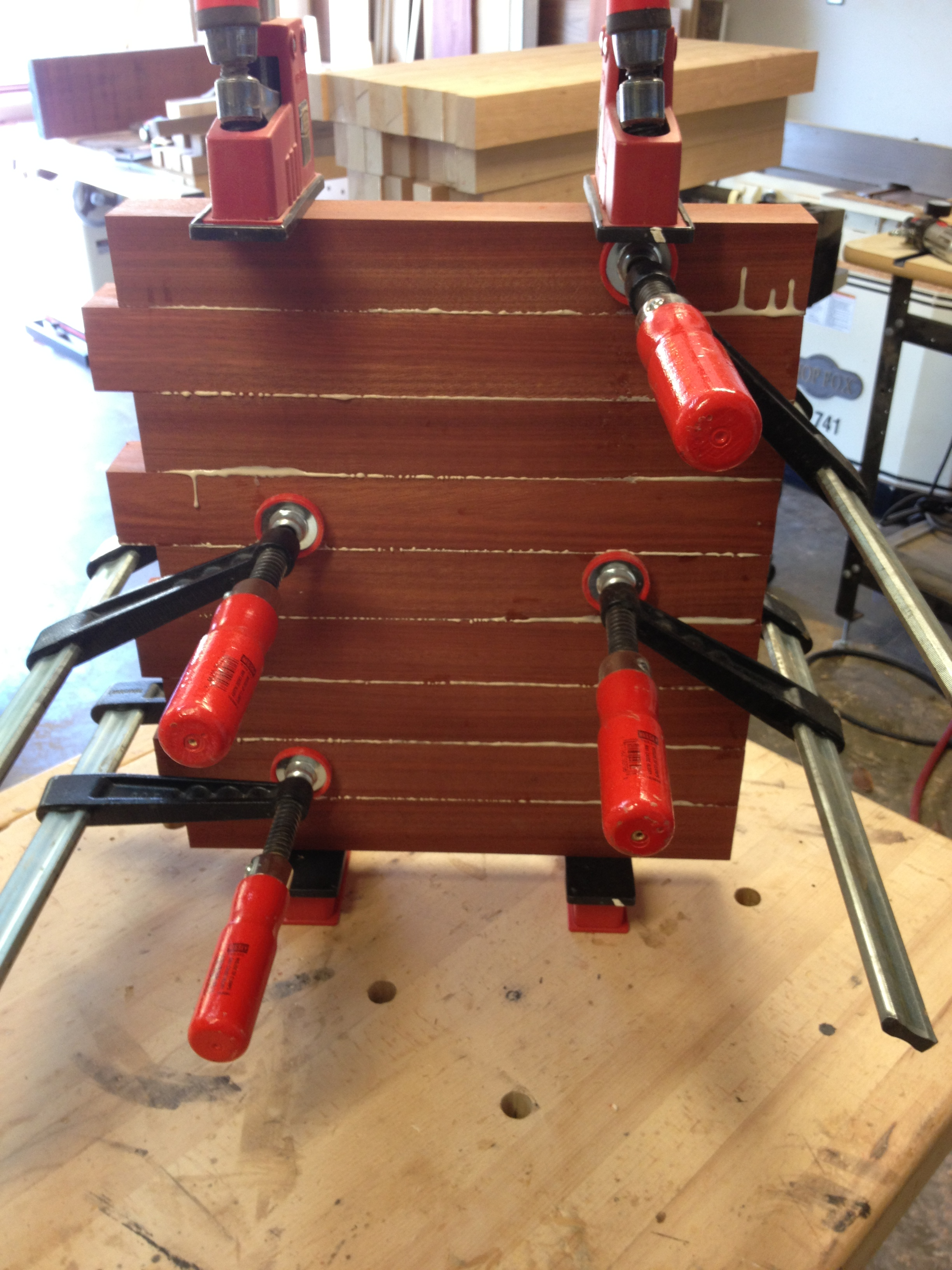 Image 3 first glue-up